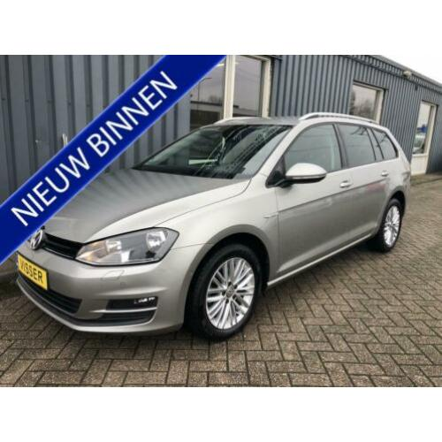 Volkswagen Golf Variant 1.2 TSI Business Edition CUP nieuwst