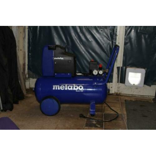 compressor metabo basic 265