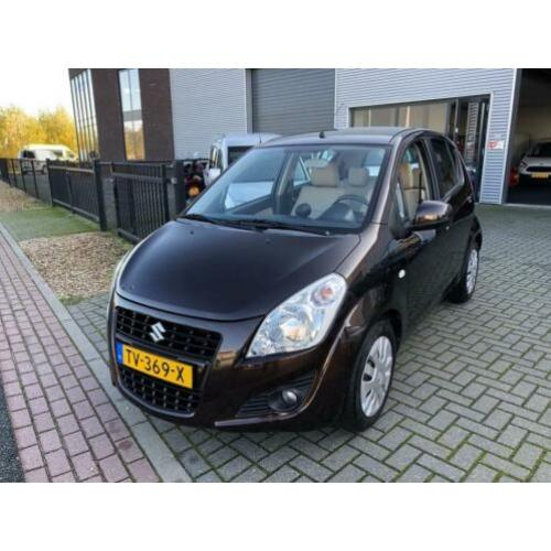 Suzuki Splash 1.2 Exclusive AUTOMAAT